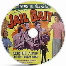 Jail Bait Black And White Public Domain film Converted To DVD
