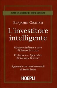 LIBRO L'INVESTITORE INTELLIGENTE - BENJAMIN GRAHAM