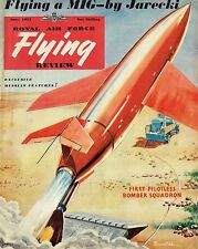 RAF FLYING REVIEW JUN 53 DOWNLOAD: FLYING A MiG/ US MISSILE SQN/ THE CORONATION