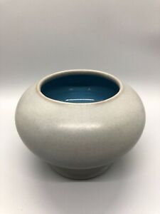 Marblehead Pottery,  Gray-Speckled Glaze, MINT