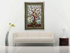 Tree of Life Indian Poster Wall Hanging Small Tapestry Dorm Decor Table Cloth