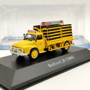 1:72 Bedford J6 1964 Yellow Diecast Models Limited Collection