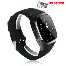 Bluetooth Smart Wrist Watch Phone Mate For Android Samsung J1 J5 S8 S7 LG Xiaomi