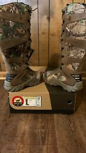 Irish Setter Hunting Boots, Vaprtrek, 10.5, NEW, Realtree Camo, Red Wing Shoes.