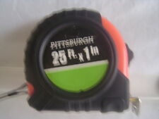 """25' x 1"""" Quick-Find  Auto-Tape by Pittsburgh Manufacturing"""