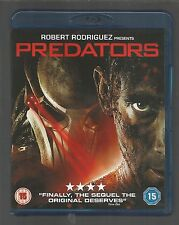 PREDATORS - UK BLU-RAY & DVD SET