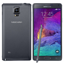 BOXED SEALED SAMSUNG GALAXY NOTE 4 32GB (BLACK) UNLOCKED
