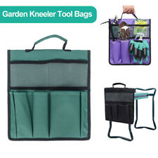 Folding Garden Kneeler Tool Oxford Bags  with Handle for Kneeling Chair US
