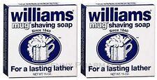 Williams Mug Shaving Soap - 1.75 oz ( 2 pack )
