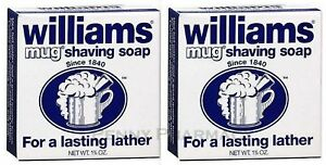 Williams Mug Shaving Soap - 1.75 oz ( 2 pack )