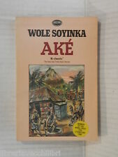 AKE A classic The New York Times Book Review Wole Soyinka Arena 1983 romanzo di