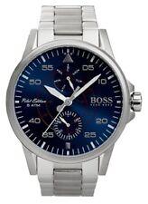 Hugo Boss Men's Aviator Casual Sport Stainless Steel Watch - 1513519