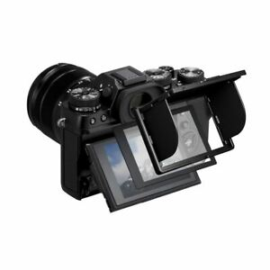GGS SS-F1 LCD Sunshade Hood with Mounting Metal Frame for Fujifilm X-E3, X-T100