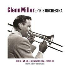 GLENN MILLER - CARNEGIE HALL CONCERT   VINYL LP NEW!