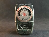 Vintage General Electric Light Exposure Meter Type DW-68