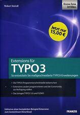 Robert Steindl - Extensions für TYPO3