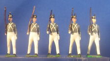 TOY SOLDIERS 5 BRITAINS LEAD WEST POINTERS=SHIP FREE