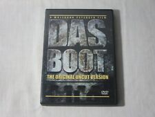 Das Boot - The Original Uncut Version Dvd