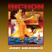 INCHON (MUSIQUE DE FILM) - JERRY GOLDSMITH (2 CD)