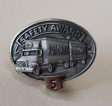 Roadway 5 Year Safety Award Pin