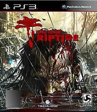 Dead Island: Riptide (Sony PlayStation 3, 2013)