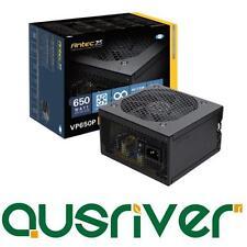 Antec 650W PSU Desktop Computer ATX Strictly Power Supply PFC VP650P 120mm Fan