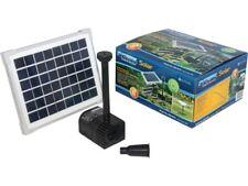 Reefe RSF470 Solar Fountain Kit Pond Pump DC Motor Solar Pond Pump