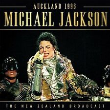 MICHAEL JACKSON-AUCKLAND 1996  CD NEW