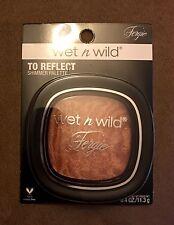 Wet N Wild Fergie To Reflect Shimmer Palette A044 Rose Golden Goddess