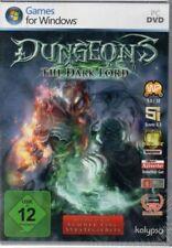 Dragones-The Dark Lord-pc-germano-nuevo/en el embalaje original