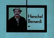 16mm TV SHOW CBS ARNIE HERSCHEL BERNARDI SUE ANN LANGDON TO BUY OR NOT TO BUY 19