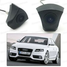 Waterproof 170° Degree CCD Front View Camera Logo Embedded for 2008-2017 Audi A4