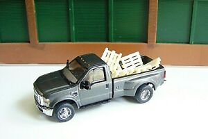 HO RIVER POINT STATION Grey / Gray F350 XLT DUALLY DRW with SIX PALLET LOAD