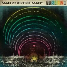 Man or Astro-man? astroman Defcon 5 LP NEW Servotron Subsonics Steve Albini SURF
