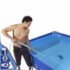 Pool Maintenance Kit Jilong Cleaning Aluminium Scoop Stick Floor Vacuum Set Kit