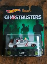 Hot Wheels ECTO-1  Ghostbusters Real Rider Collectors Movie Series