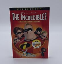 The Incredibles (Widescreen Two-Disc Collector's Edition), Dvd With Slip Cover