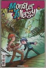 MONSTER ALLERGY N.21 UNA GITA A KAMALUDU-SI 1a edizione buena vista disney 2005