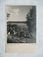 Foto-AK = Stanau b.Neustadt (Orla), Pößneck, Triptis = 1933
