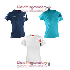 Spiro Ladies Dash Training Shirt - Womens sports top - sizes xs to xl