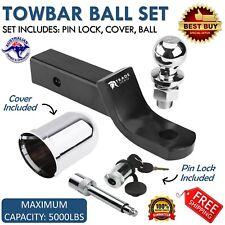 Towbar Ball Mount TOW BAR Tongue Trailer Hitch HAYMAN REESE Towing 235mm 5000LB
