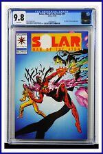 Solar Man Of The Atom #37 CGC Graded 9.8 Valiant October 1994 Comic Book