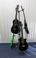 Haze GS030 6-Way Guitar / Instrument Stand - Collapsible