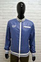Giubbino DOOA Uomo Taglia Size XL Giubbotto Giacca Jacket Man Blu Nylon