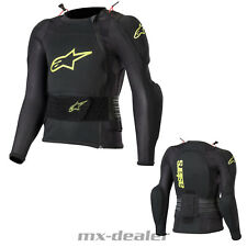 Alpinestars bionic plus Youth protectores chaqueta Protection MX Cross Jacket niños