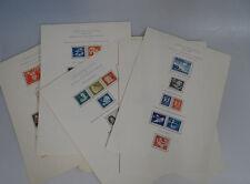 DDR, postfrische Kabinettsammlung von 1949-1962, Mi. ca. 2100,--