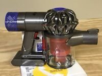 Dyson Trigger Head Absolute Handheld Vacuum+1TOOL&CHARGER… [FILE PHOTO READ]