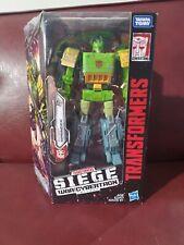 Transformers Springer Figure Voyager Class Siege War for Cybertron 2018 MISB