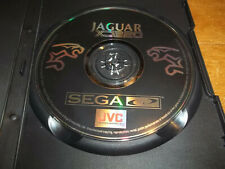 Sega CD Jaguar XJ220 Game - Disc Only