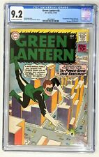 Green Lantern #5 CGC 9.2 Silver Age 1961 1st Hector Hammond Free Shipping